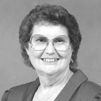 Dorothy Faye Varnadore Thornton