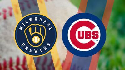 Brewers Cubs Baseball 2020