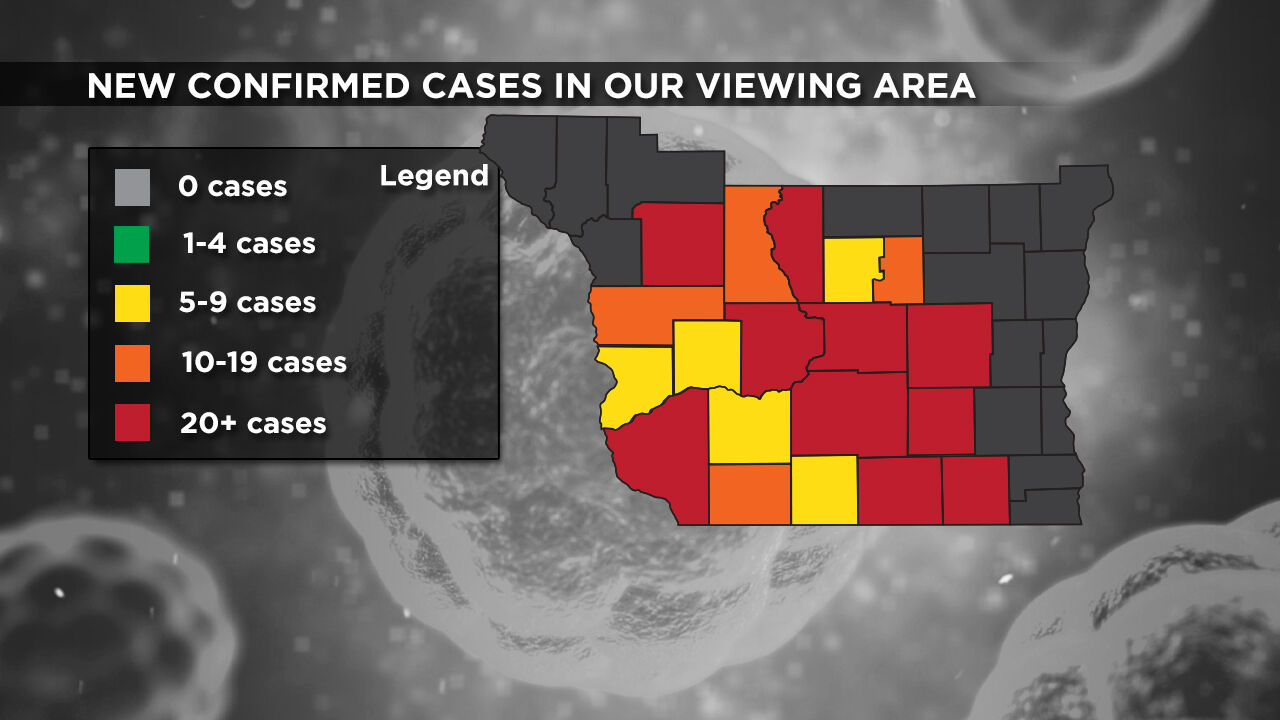 10-27 Viewing Area New Cases