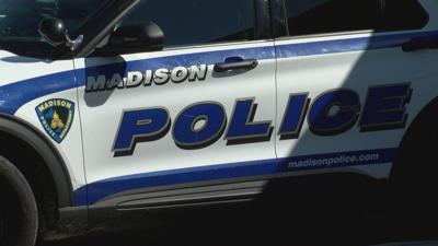 Madison Police Dept. squad car