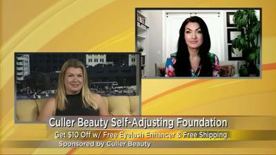 Culler Beauty self adjusting foundation