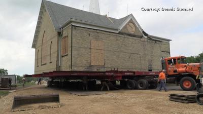 10 CHURCH MOVING
