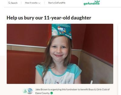 GoFundMe for Fitcburg girl