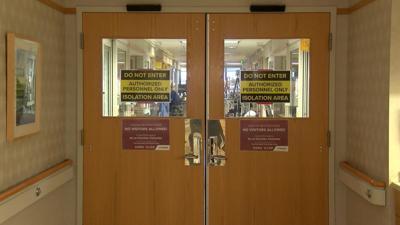 6 COVID HOSPITALIZATIONS
