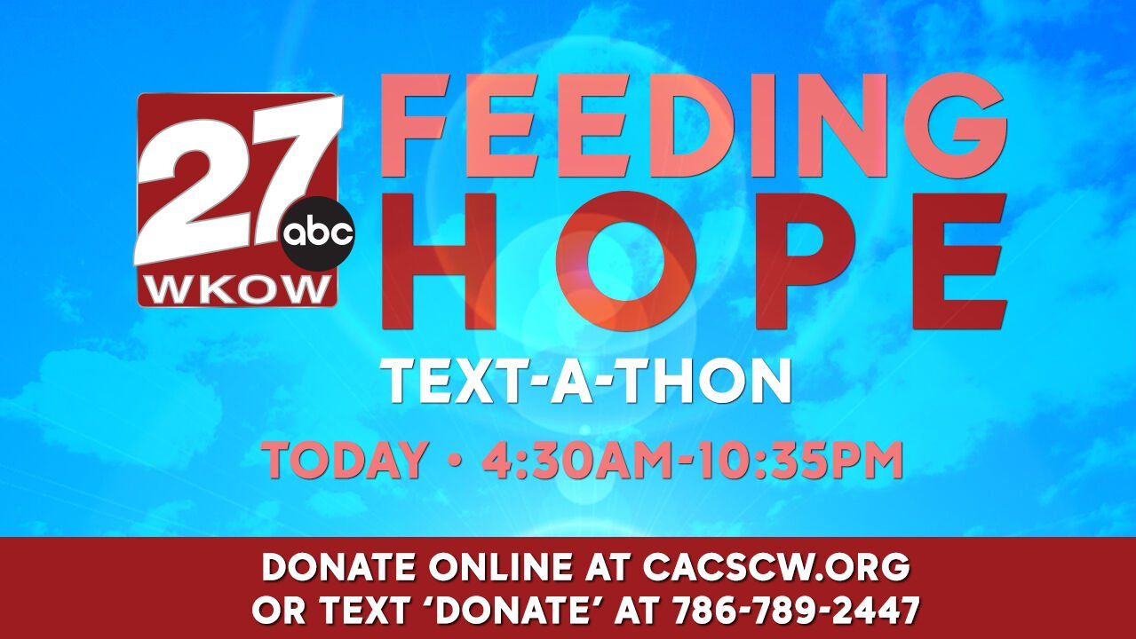 FB – Today – Text-a-thon – New