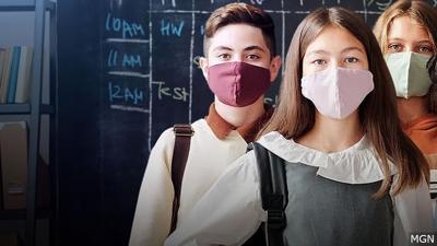 school masks