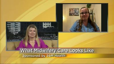 What Midwifery care looks like