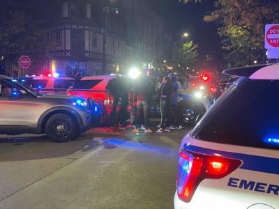 MPD Officer shot
