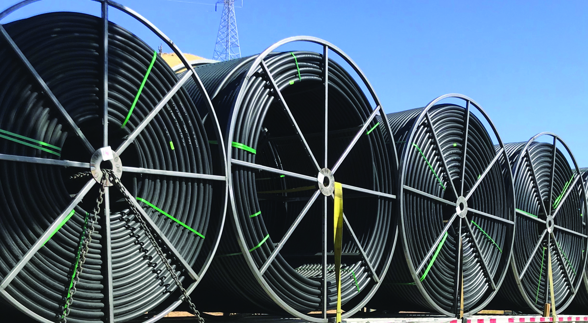 HDPE PIPE FOR RANCH WATER SYSTEMS