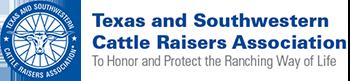 Texas and Southwestern Cattle Raisers Association logo