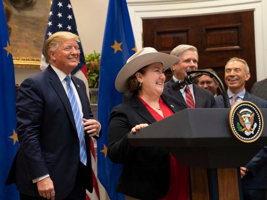 "Trump: ""Best beef in the world"" • 2"