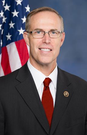 Rep. Jared Huffman portrait