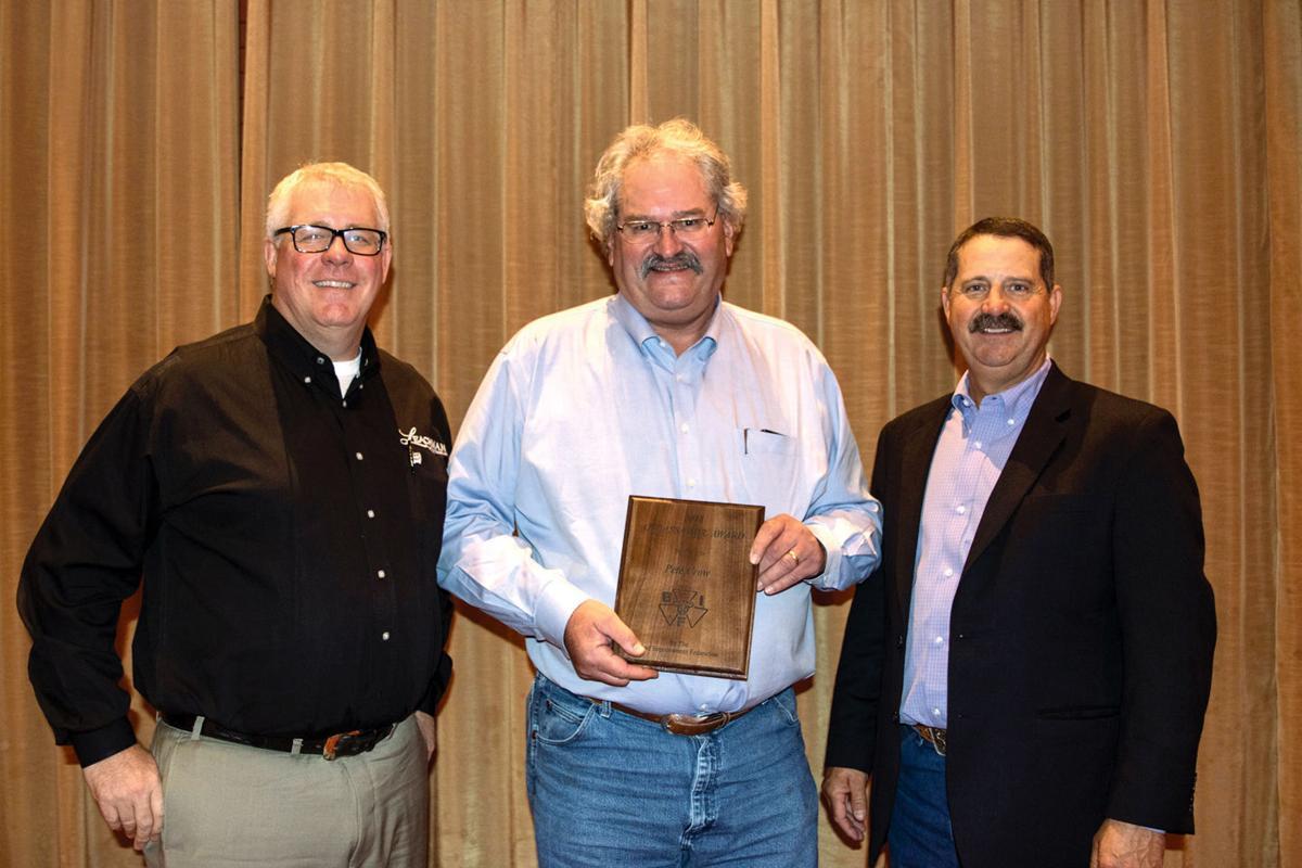 Pete Crow, publisher of the Western Livestock Journal, wins BIF Ambassador Award