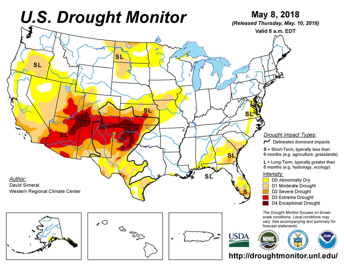Oklahoma drought and wildfire update Top Headlines