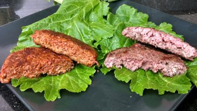 Fake meat makers push back