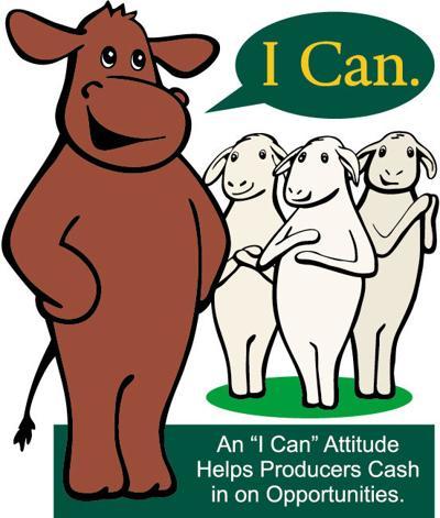 "BeefTalk: Say ""I can,"" not ""I can't"""