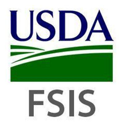 USDA Food Safety and Inspection Service logo