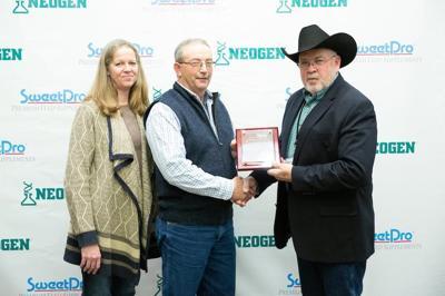 Awards Arena: Blackhawk named Breeder of the Year
