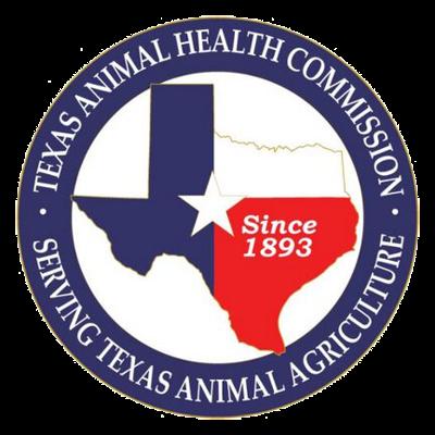 Texas Animal Health Commission logo