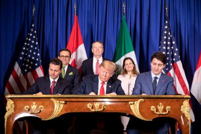 Global trade on the table at G20