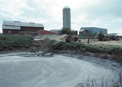 Winter weather impacts make manure storage monitoring critical