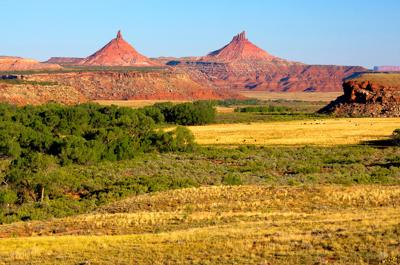 Utah monuments reduced in size