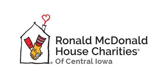 Ronald McDonald House of Central Iowa logo