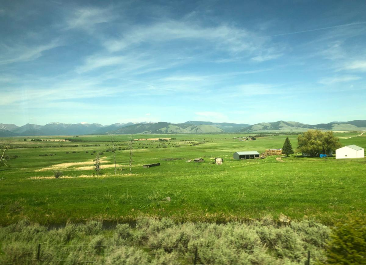 Montana Tour, Day 2-1