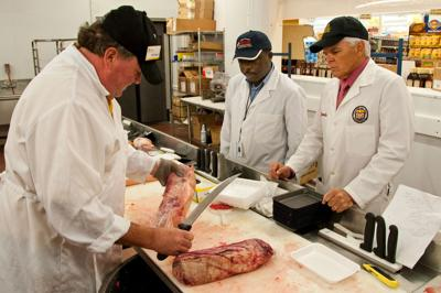 Who will regulate lab meat?