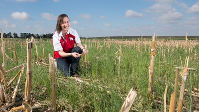 Soil and water: fighting flood, drought