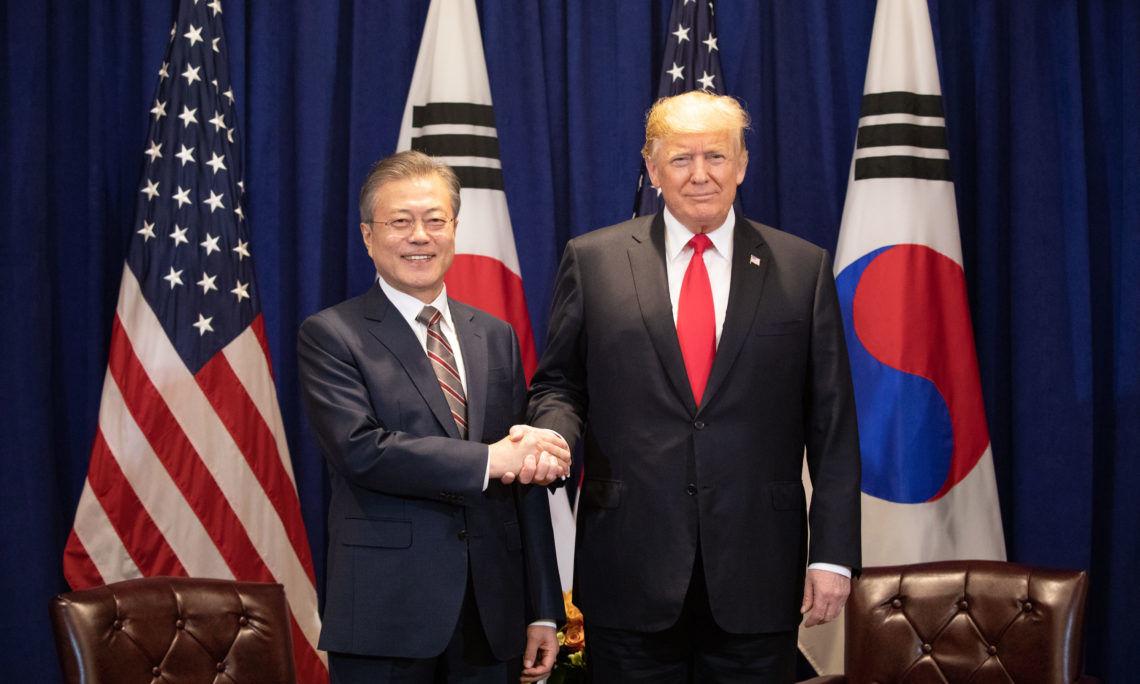 Korus Agreement Signed Top Headlines Wlj