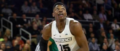 PRAYERS ANSWERED: Caroline Holt thankful son Emmitt is back on court for PC Friars