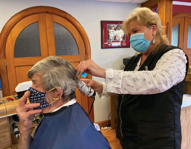 MAKING THE CUT: Barbershops, hair salons allowed to reopen in Massachusetts
