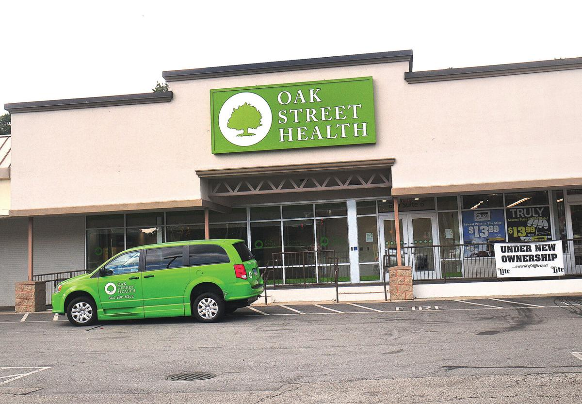Oak Street Health coming to Diamond Hill Plaza