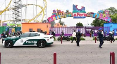 Mexico City Roller Coaster