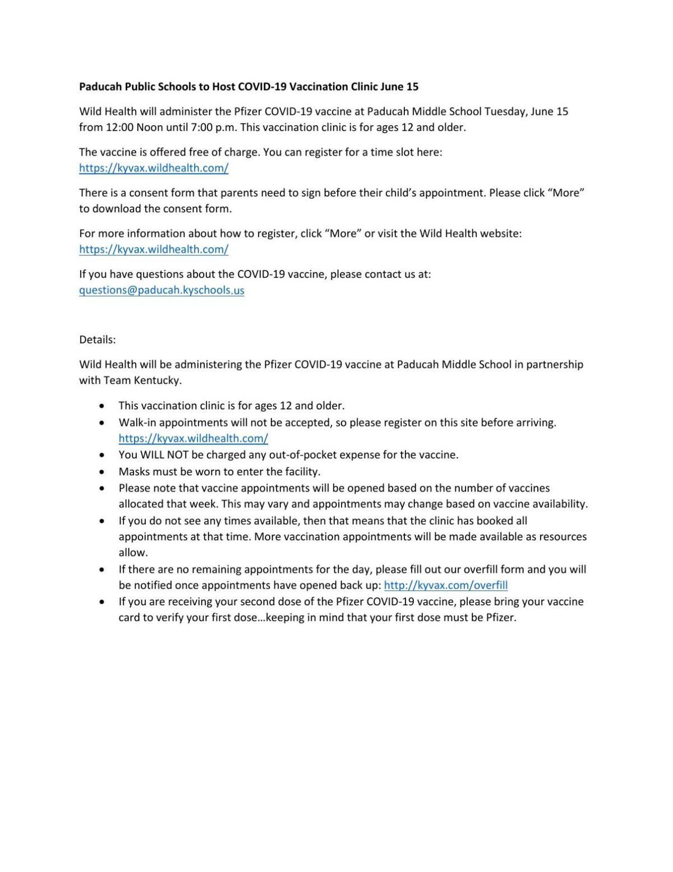 Vaccination Clinic Announcement 20210526.pdf