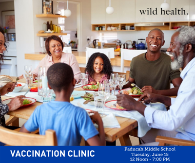 VACCINATION CLINIC Paducah Middle