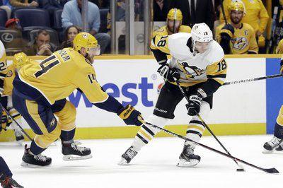 Stars rally to beat Preds 4-2 in Winter Classic