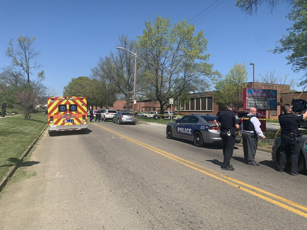 Austin-East Magnet High School shooting