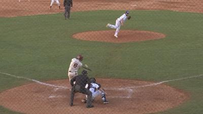 Mustangs pull away from Lyon County 11-1, win 10th straight