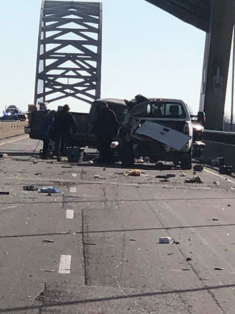 I-24 east bridge connecting Paducah and Metropolis back open after