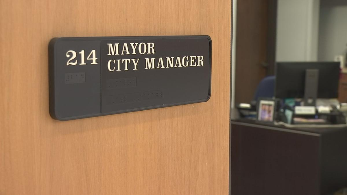 mayor city manager office