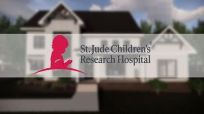 St. Jude Dream Home 2020 with logo