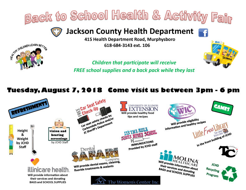 Free backpack and school supplies available at back-to