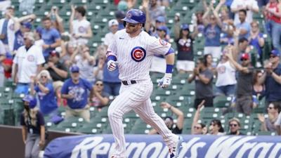 Ian Happ homers twice as Cubs beat Nationals 5-2