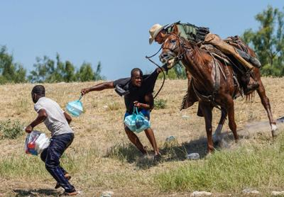 Haitian Refugees **This image is for use with this specific article only*