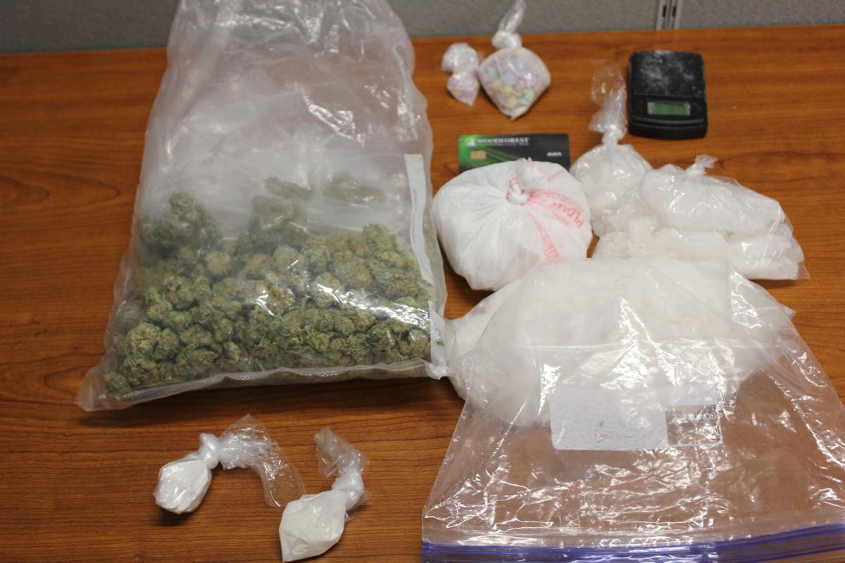 Bobby Freeman drugs seized