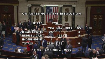 articles of impeachment vote 1152020