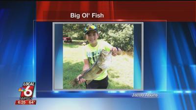 10/21 Big Ol' Fish