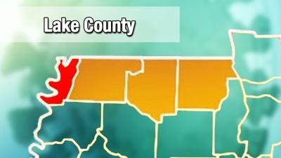 Lake County COVID-19 map